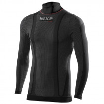 Sixs Black Carbon Thermo Shirt