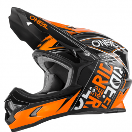 O´Neal Serie 3 FUEL Black/Orange