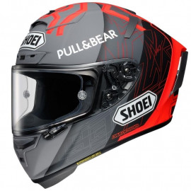 Shoei X Spirit 3 MM39 Black Concept 2.0 TC-1 Matt