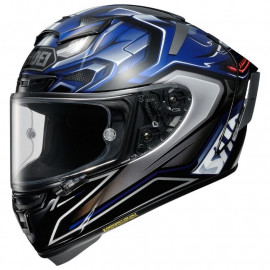 Shoei X Spirit 3 Aerodyne TC 2