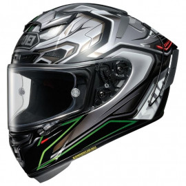 Shoei X Spirit 3 Aerodyne TC 4