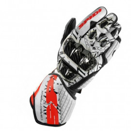 Spidi Carbo Track Replica Leather Glove