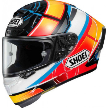 Shoei X Spirit 3 de Angiles