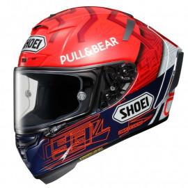 Shoei X Spirit 3 Marquez 6 TC1