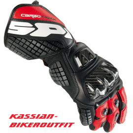 Spidi Carbo Track Leather Glove